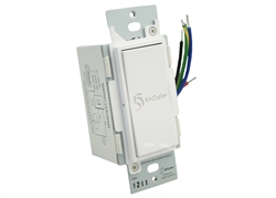SmartExhaust ventilation control, timer and light switch Decora Style