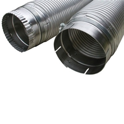 "V830 Builder's Best 4"" Flex Pipe"