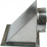 Builder's Best 4 inch Dryer Eave Vent