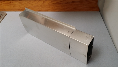 Saf T Duct Dryer Periscope 23 Inch Extension Piece