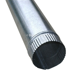 NEMCO V020 Rigid Aluminum Pipe 4 inch x 2 foot