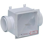 High temperature In-duct Dryer Lint Trap