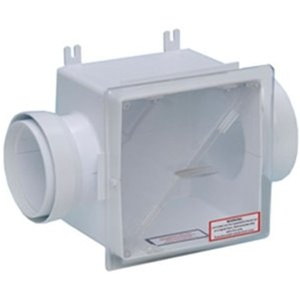 high temperature in duct dryer lint trap