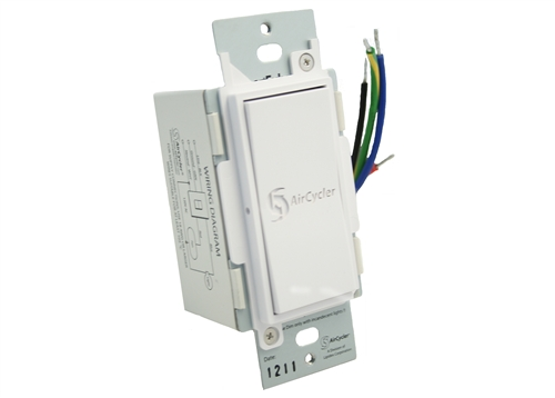 Smartexhaust Ventilation Control Timer And Light Switch Decora Style