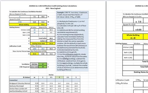 ASHRAE 62 2 2013 WX Whole Building Calculation Worksheet
