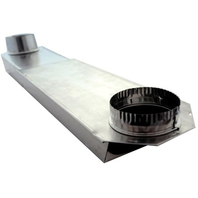 Safe T Duct 18 29 Inch Rigid Aluminum Dryer Periscope